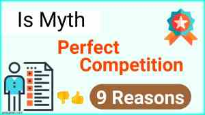 Is Perfect Competition A Myth or Imaginary Market 9 Reasons
