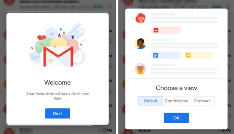 GMail für Android erhält neues Design (APK-Download)