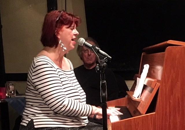 Liane Carroll – Piano & Vocals