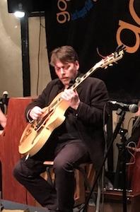 Nigel Price – Guitar