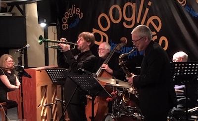 The Googlies Quartet – Request Night