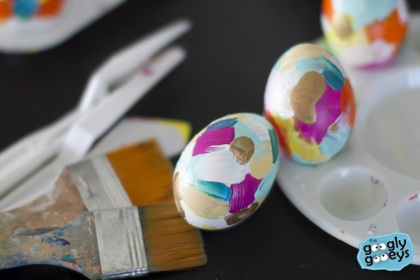 Acrylic Easter Egg