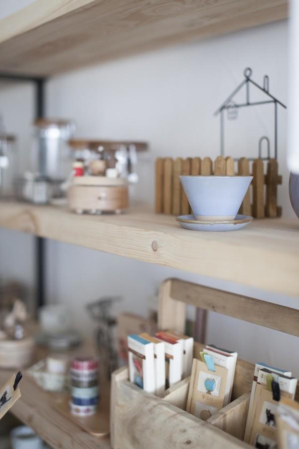 Wildwood Shelves