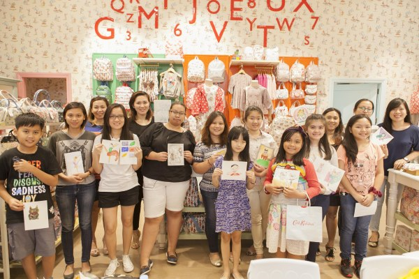 Cath Kidston Group Picture