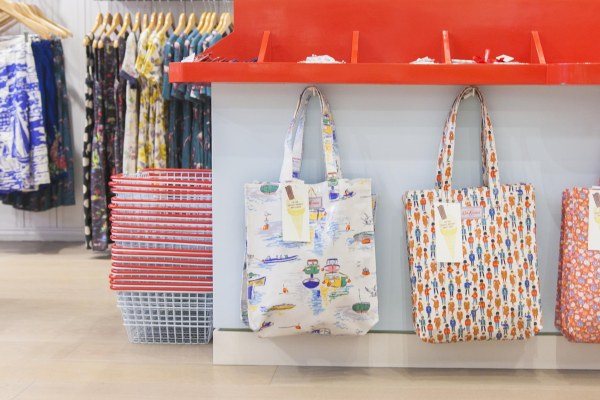 Cath Kidston Tote Bags & Counter