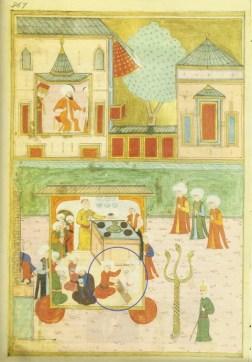 1582 Şehzade Mehmet'in sünnet düğünü