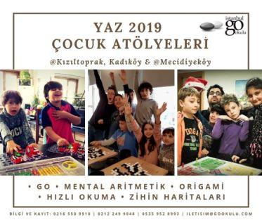 Çocuklar için yaz okulu ve kampı eğitimleri ve kursları ve dersleri istanbul'da
