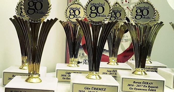 go oyuncuları ödülleri