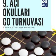 9. Açı Okulları Go Turnuvası