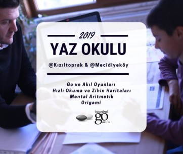 Kadıköy ve Mecidiyeköy Yaz Okulu 2019