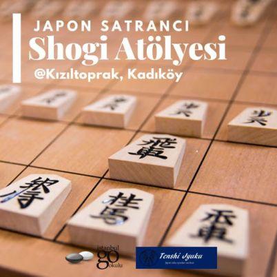 Shogi: Japon Satrancı Eğitimi