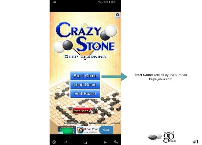 CrazyStone Uygulaması