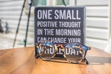 Olumlu düşünmek ve pozitif düşünce