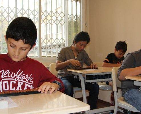 soroban okulu kadıköy'de