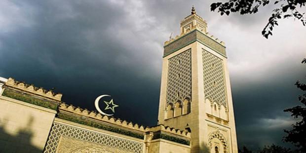mosque Paris France