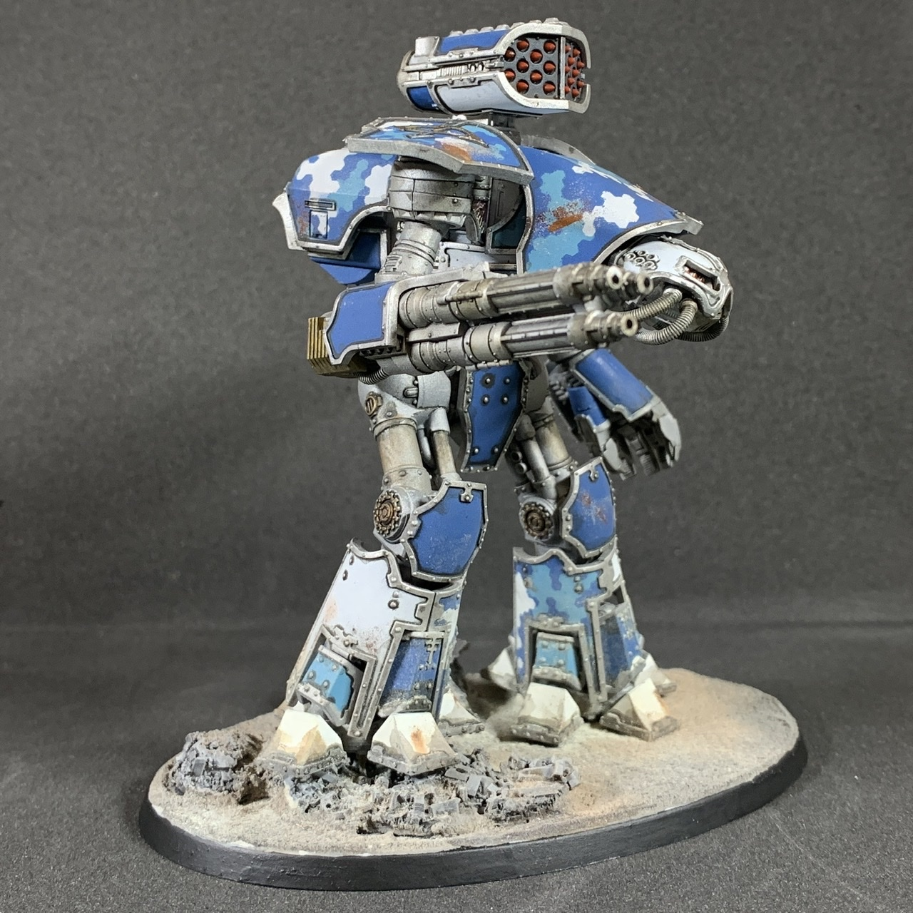 Reaver Titan. Credit: Pvt_Snafu