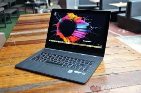 Harga dan Spesifikasi Laptop Lenovo Yoga 3 Pro