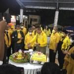 Puncak HUT ke-57 Partai Golkar Sumut, Musa Rajekshah: Ayo Kita Lari Kencang
