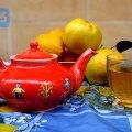 چای به و لیمو