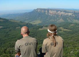 GVI Volunteers