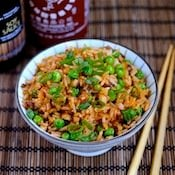 Fried Rice in China