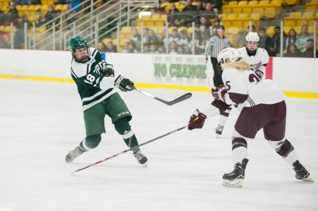 Huskies earn first-round bye after defeating Panthers 3-1