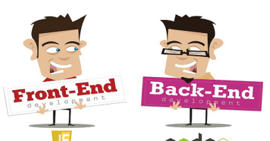 Differentiating Frontend From Backend