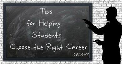 Tips for Helping Students Choose the Right Career