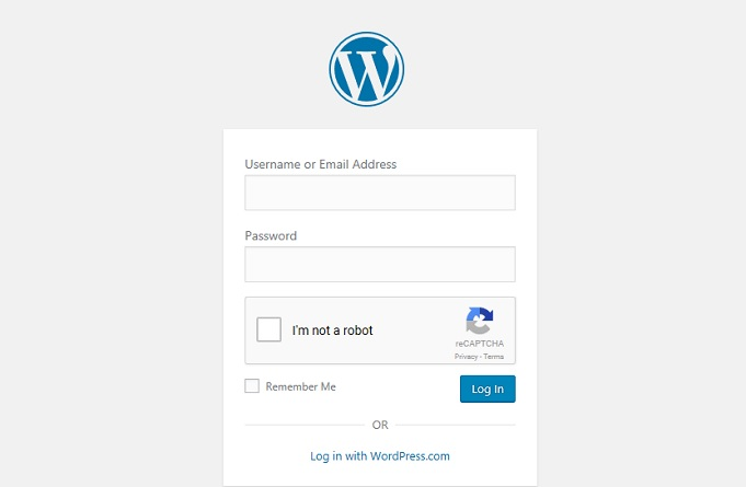 Top Tips To Protect Wordpress Admin Area