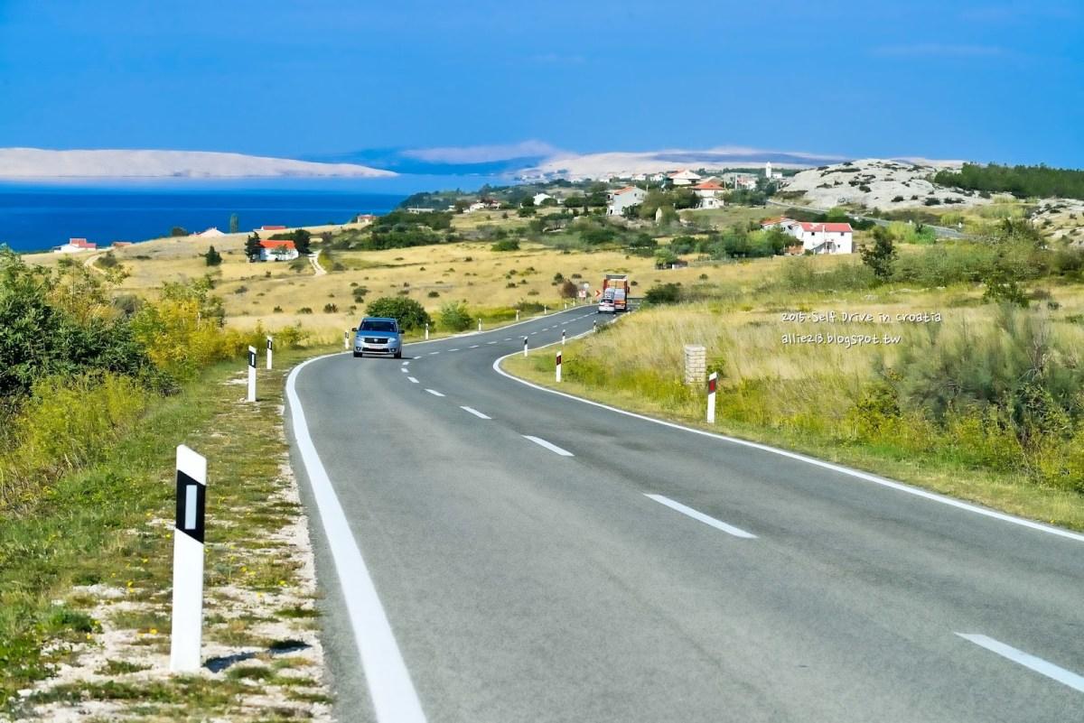 〖亞德里亞海。自駕篇〗來「克羅埃西亞」自駕吧(一)租車&行車、停車等心得分享與注意事項(Self Drive Tour of Croatia)