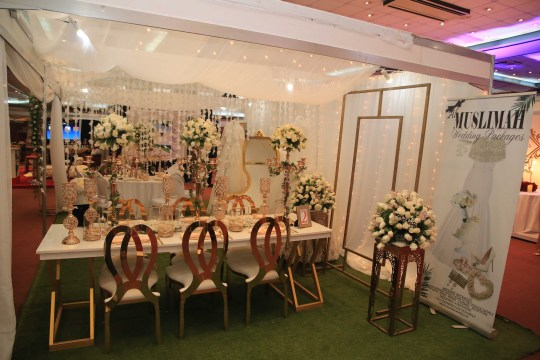 7th Al-Muslimah Wedding Fair