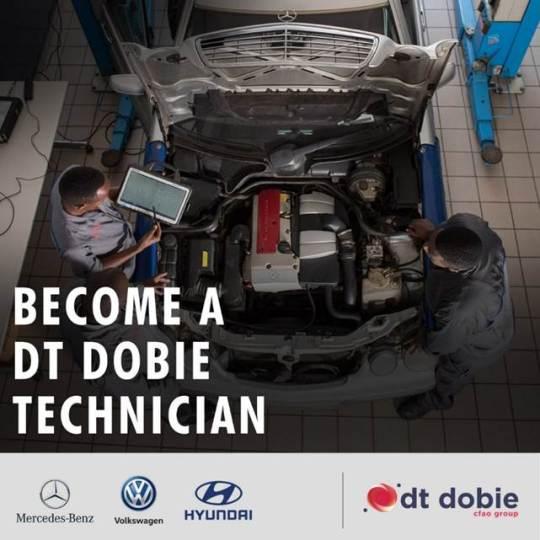 DT Dobie