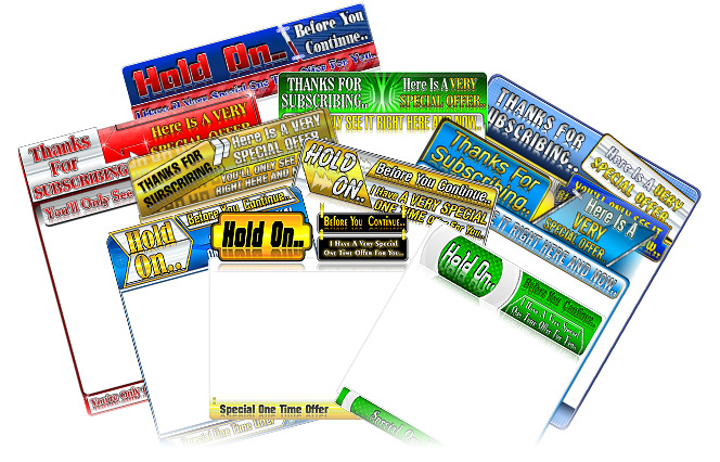 【MRR特級轉售權】十套銷售優惠網站模板