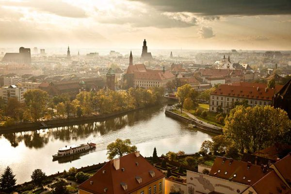 Этот многоликий Вроцлав. Город одновременно признали туристической жемчужиной и самым грязным из-за смога