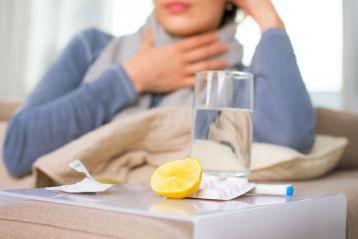 На Польшу наступает грипп