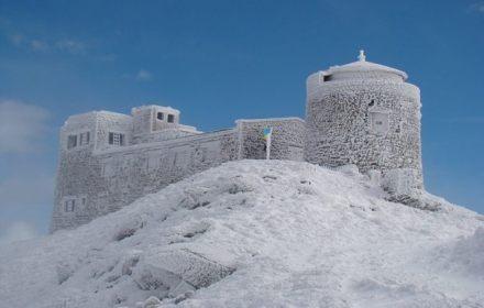 Обсерваторию Белый слон на горе Поп Иван отреставрируют совместными силами польского и украинского вузов