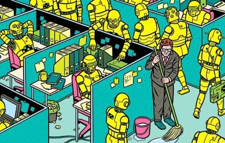 Роботы лучше, чем украинцы