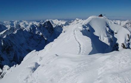 Украинские альпинисты-экстремалы впечатлили поляков