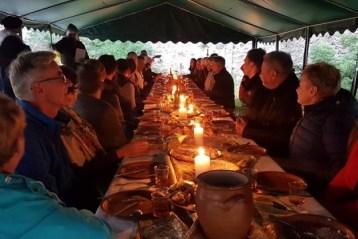 В замка Чоха второй раз прошел кулинарный фестиваль исторической кухни
