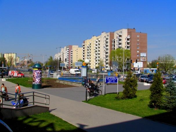 "Названы самые ""украинские"" районы Варшавы"