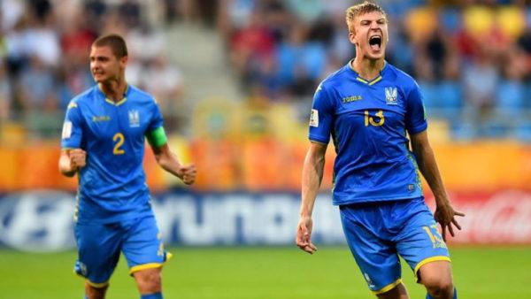 Сборная Украины по футболу U20 - чемпион мира