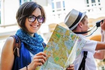 Ідея для заробітку в Польщі - міський гід