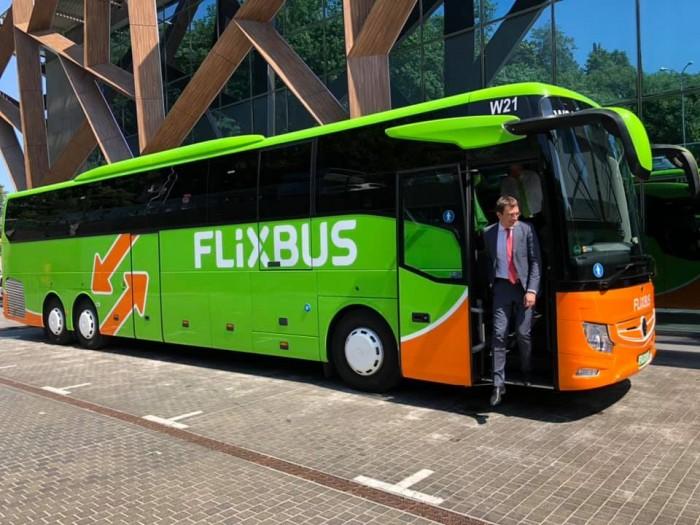 Від 5 євро: FlixBus анонсував рейси з Києва в Прагу, Варшаву і Вроцлав