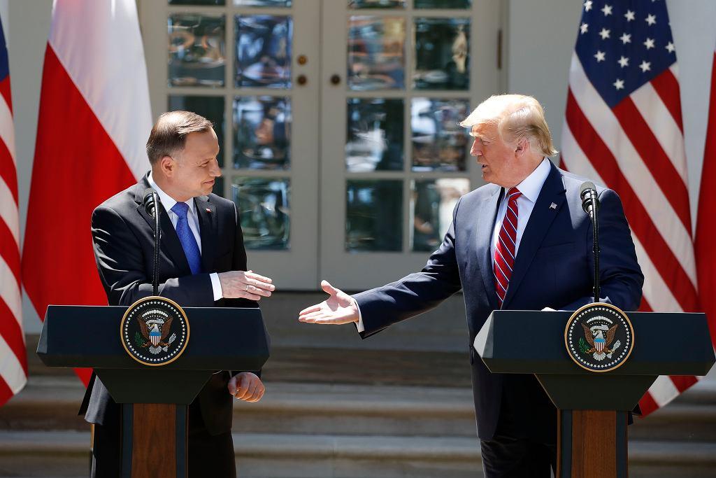 Нова декларація щодо американських військ у Польщі може бути підписана завтра