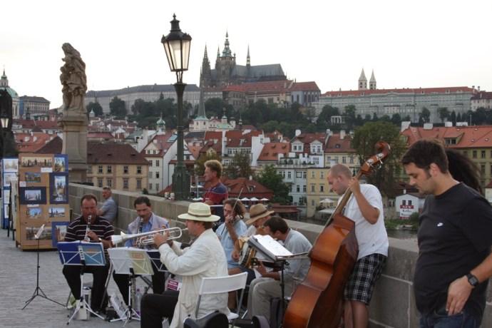 o que fazer em Praga musica praga