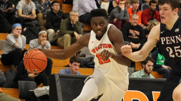 Men's Basketball: Five Things to Look For as Brown & Yale Visit
