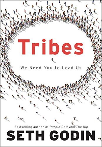 Tribes, Seth Godin, best creative business books