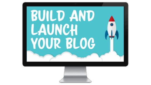 launch your blog create and go
