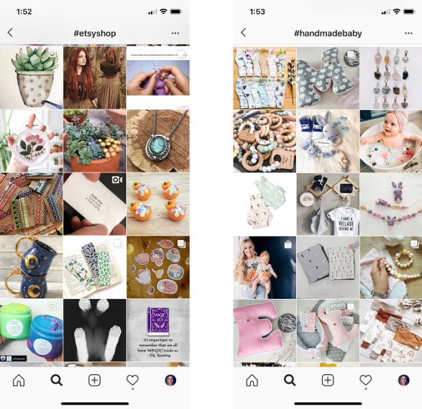 instagram hashtags general vs niche specific