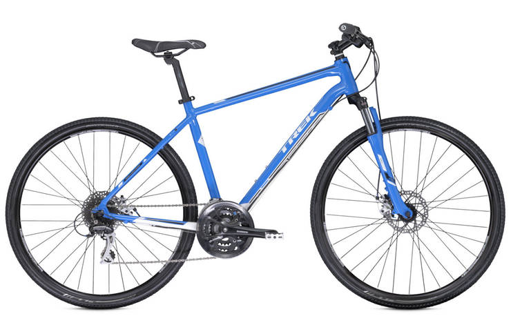 Trek 8.3 DS Hybrid Bike - 2013
